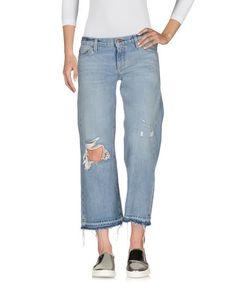 Джинсовые брюки-капри Simon Miller