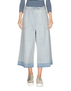 Джинсовые брюки-капри Sea