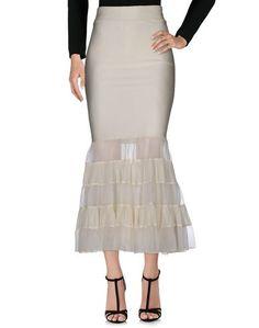 Длинная юбка Jean Paul Gaultier Maille Femme