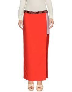 Юбка длиной 3/4 Versace
