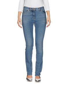 Джинсовые брюки Versace