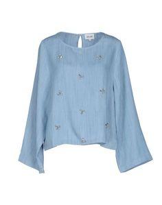 Джинсовая рубашка Belair