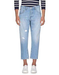 Джинсовые брюки-капри Jack & Jones