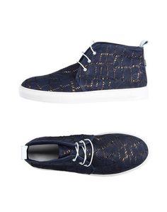 Высокие кеды и кроссовки Chapeau Paris