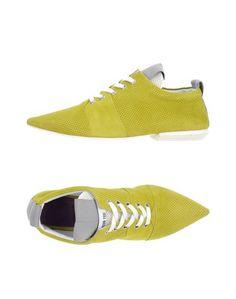 Обувь на шнурках SHY by Arvid Yuki