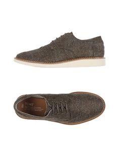 Обувь на шнурках Toms