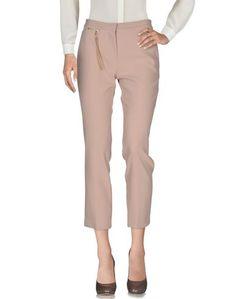 Повседневные брюки VIA DEI Ciclamini
