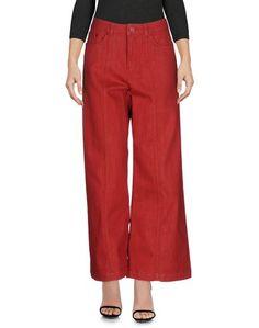 Джинсовые брюки Saloni