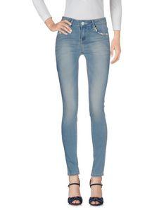 Джинсовые брюки Andrea Morando