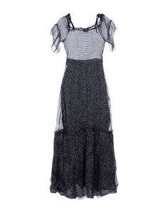 Платье длиной 3/4 Mariella Rosati
