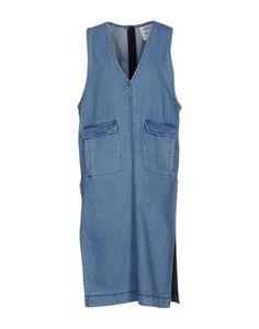 Платье до колена Steve J & Yoni P
