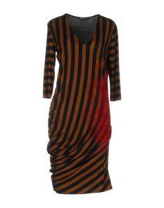 Платье до колена Pianurastudio