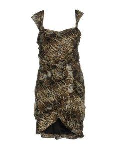 Короткое платье Elisabetta Franchi for Celyn b.