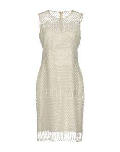 Платье до колена Marchesa Notte