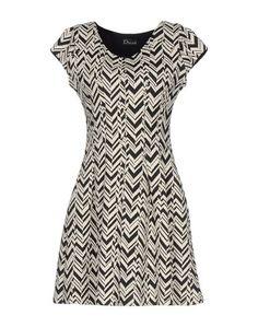 Короткое платье DoisÈ