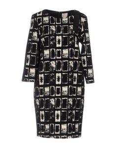 Короткое платье VIA DEI Ciclamini