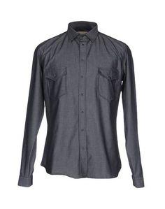 Джинсовая рубашка Ghedini Zuccarini Contini