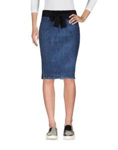 Джинсовая юбка Twin Set Jeans