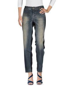 Джинсовые брюки Mariagrazia Panizzi