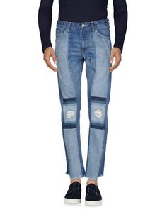 Джинсовые брюки Facetasm