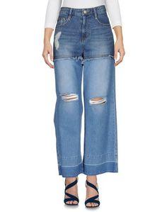 Джинсовые брюки Sjyp