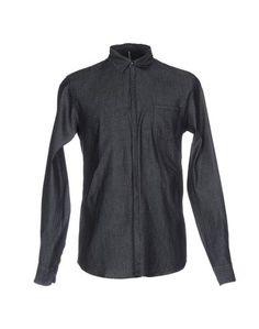 Джинсовая рубашка Individual