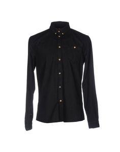 Джинсовая рубашка Solid
