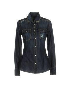 Джинсовая рубашка Annarita N Twenty 4H