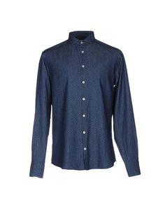 Джинсовая рубашка Stilosophy Industry