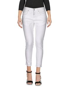 Джинсовые брюки-капри 2 W2 M