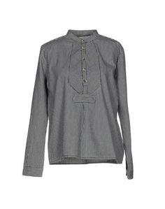 Джинсовая рубашка Leon & Harper