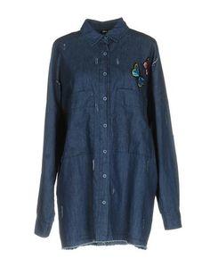 Джинсовая рубашка ODI ET AMO