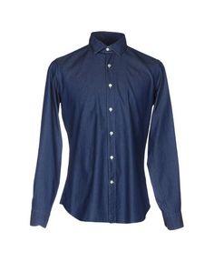 Джинсовая рубашка Mastai Ferretti