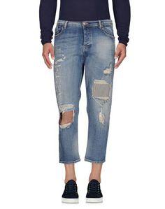 Джинсовые брюки-капри Bl.11 Block Eleven
