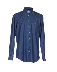 Джинсовая рубашка Emanuele Maffeis