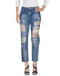Джинсовые брюки Angela Mele Milano