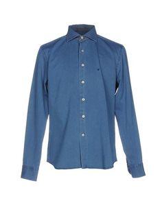 Джинсовая рубашка Sonrisa