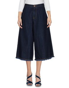Джинсовые брюки-капри Bonheur