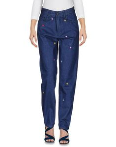 Джинсовые брюки Lazy OAF