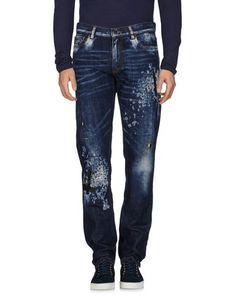Джинсовые брюки Amen.