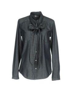 Джинсовая рубашка Marella Sport