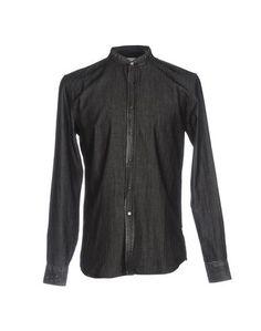 Джинсовая рубашка Premium Mood Denim Superior
