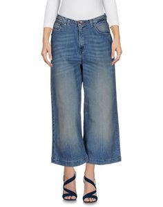 Джинсовые брюки-капри Garcia Jeans