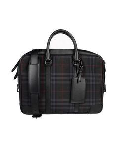 Деловые сумки Burberry