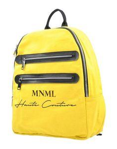 Рюкзаки и сумки на пояс Mnml Couture
