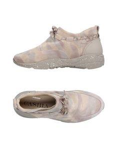 Низкие кеды и кроссовки Casbia