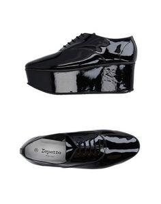 Обувь на шнурках Repetto