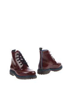 Полусапоги и высокие ботинки Philippe Model