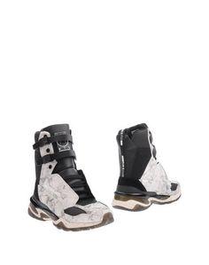 Полусапоги и высокие ботинки McQ Puma