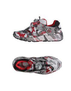 Низкие кеды и кроссовки Puma x Trapstar
